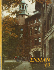 Page 1, 1983 Edition, University of Michigan - Michiganensian Yearbook (Ann Arbor, MI) online yearbook collection