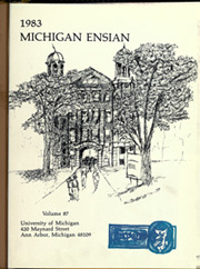 Page 5, 1983 Edition, University of Michigan - Michiganensian Yearbook (Ann Arbor, MI) online yearbook collection
