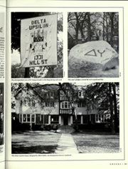 Page 289, 1986 Edition, University of Michigan - Michiganensian Yearbook (Ann Arbor, MI) online yearbook collection