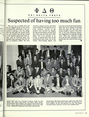 Page 293, 1986 Edition, University of Michigan - Michiganensian Yearbook (Ann Arbor, MI) online yearbook collection