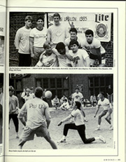Page 299, 1986 Edition, University of Michigan - Michiganensian Yearbook (Ann Arbor, MI) online yearbook collection