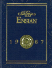 Page 1, 1987 Edition, University of Michigan - Michiganensian Yearbook (Ann Arbor, MI) online yearbook collection