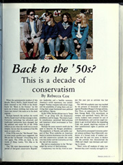 Page 11, 1987 Edition, University of Michigan - Michiganensian Yearbook (Ann Arbor, MI) online yearbook collection