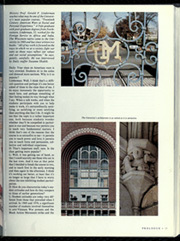 Page 17, 1987 Edition, University of Michigan - Michiganensian Yearbook (Ann Arbor, MI) online yearbook collection
