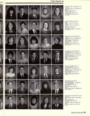 Page 347, 1988 Edition, University of Michigan - Michiganensian Yearbook (Ann Arbor, MI) online yearbook collection