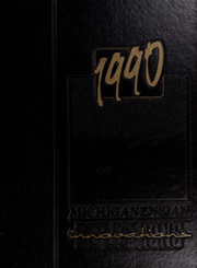 Page 1, 1990 Edition, University of Michigan - Michiganensian Yearbook (Ann Arbor, MI) online yearbook collection