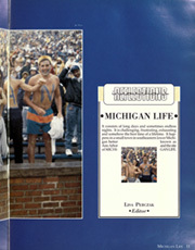 Page 15, 1990 Edition, University of Michigan - Michiganensian Yearbook (Ann Arbor, MI) online yearbook collection