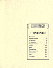 Page 3, 1990 Edition, University of Michigan - Michiganensian Yearbook (Ann Arbor, MI) online yearbook collection