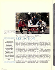 Page 6, 1990 Edition, University of Michigan - Michiganensian Yearbook (Ann Arbor, MI) online yearbook collection