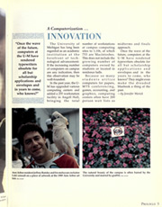 Page 9, 1990 Edition, University of Michigan - Michiganensian Yearbook (Ann Arbor, MI) online yearbook collection