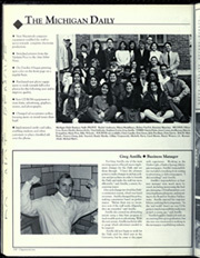Page 182, 1994 Edition, University of Michigan - Michiganensian Yearbook (Ann Arbor, MI) online yearbook collection