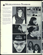 Page 184, 1994 Edition, University of Michigan - Michiganensian Yearbook (Ann Arbor, MI) online yearbook collection