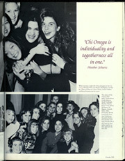 Page 207, 1994 Edition, University of Michigan - Michiganensian Yearbook (Ann Arbor, MI) online yearbook collection