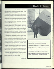 Page 261, 1994 Edition, University of Michigan - Michiganensian Yearbook (Ann Arbor, MI) online yearbook collection