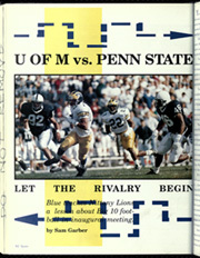 Page 364, 1994 Edition, University of Michigan - Michiganensian Yearbook (Ann Arbor, MI) online yearbook collection