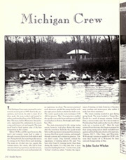 Page 216, 1995 Edition, University of Michigan - Michiganensian Yearbook (Ann Arbor, MI) online yearbook collection