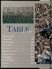 Page 10, 1996 Edition, University of Michigan - Michiganensian Yearbook (Ann Arbor, MI) online yearbook collection