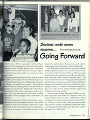 Page 153, 1996 Edition, University of Michigan - Michiganensian Yearbook (Ann Arbor, MI) online yearbook collection