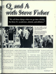 Page 259, 1996 Edition, University of Michigan - Michiganensian Yearbook (Ann Arbor, MI) online yearbook collection