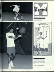 Page 267, 1996 Edition, University of Michigan - Michiganensian Yearbook (Ann Arbor, MI) online yearbook collection