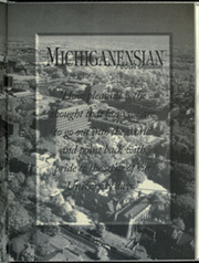 Page 3, 1996 Edition, University of Michigan - Michiganensian Yearbook (Ann Arbor, MI) online yearbook collection