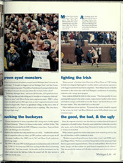 Page 47, 1996 Edition, University of Michigan - Michiganensian Yearbook (Ann Arbor, MI) online yearbook collection