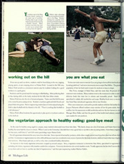 Page 52, 1996 Edition, University of Michigan - Michiganensian Yearbook (Ann Arbor, MI) online yearbook collection
