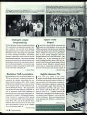 Page 202, 1997 Edition, University of Michigan - Michiganensian Yearbook (Ann Arbor, MI) online yearbook collection