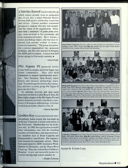 Page 205, 1997 Edition, University of Michigan - Michiganensian Yearbook (Ann Arbor, MI) online yearbook collection