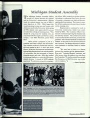 Page 209, 1997 Edition, University of Michigan - Michiganensian Yearbook (Ann Arbor, MI) online yearbook collection