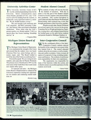 Page 222, 1997 Edition, University of Michigan - Michiganensian Yearbook (Ann Arbor, MI) online yearbook collection