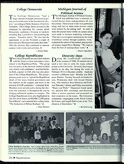 Page 230, 1997 Edition, University of Michigan - Michiganensian Yearbook (Ann Arbor, MI) online yearbook collection