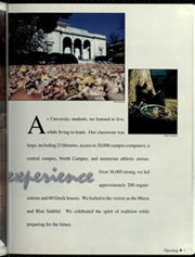 Page 9, 1997 Edition, University of Michigan - Michiganensian Yearbook (Ann Arbor, MI) online yearbook collection
