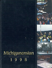 University of Michigan - Michiganensian Yearbook (Ann Arbor, MI) online yearbook collection, 1998 Edition, Page 1