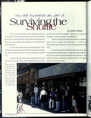 Page 16, 1998 Edition, University of Michigan - Michiganensian Yearbook (Ann Arbor, MI) online yearbook collection