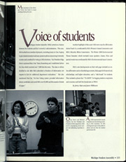 Page 343, 1998 Edition, University of Michigan - Michiganensian Yearbook (Ann Arbor, MI) online yearbook collection