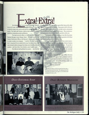 Page 347, 1998 Edition, University of Michigan - Michiganensian Yearbook (Ann Arbor, MI) online yearbook collection