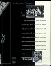 Page 87, 1998 Edition, University of Michigan - Michiganensian Yearbook (Ann Arbor, MI) online yearbook collection