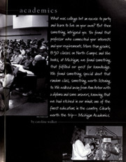 Page 119, 1999 Edition, University of Michigan - Michiganensian Yearbook (Ann Arbor, MI) online yearbook collection