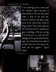 Page 85, 1999 Edition, University of Michigan - Michiganensian Yearbook (Ann Arbor, MI) online yearbook collection