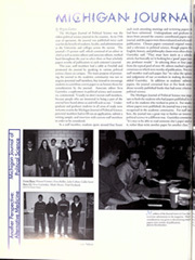 Page 356, 2000 Edition, University of Michigan - Michiganensian Yearbook (Ann Arbor, MI) online yearbook collection