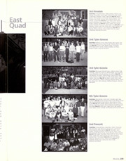 Page 243, 2001 Edition, University of Michigan - Michiganensian Yearbook (Ann Arbor, MI) online yearbook collection