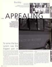 Page 248, 2001 Edition, University of Michigan - Michiganensian Yearbook (Ann Arbor, MI) online yearbook collection