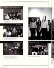Page 340, 2001 Edition, University of Michigan - Michiganensian Yearbook (Ann Arbor, MI) online yearbook collection