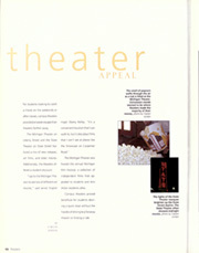 Page 60, 2001 Edition, University of Michigan - Michiganensian Yearbook (Ann Arbor, MI) online yearbook collection