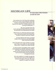 Page 14, 2002 Edition, University of Michigan - Michiganensian Yearbook (Ann Arbor, MI) online yearbook collection