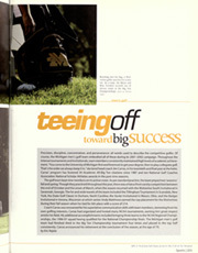 Page 207, 2002 Edition, University of Michigan - Michiganensian Yearbook (Ann Arbor, MI) online yearbook collection