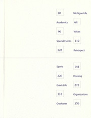 Page 3, 2002 Edition, University of Michigan - Michiganensian Yearbook (Ann Arbor, MI) online yearbook collection