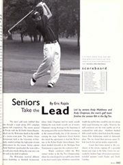 Page 165, 2003 Edition, University of Michigan - Michiganensian Yearbook (Ann Arbor, MI) online yearbook collection