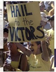 Page 143, 2004 Edition, University of Michigan - Michiganensian Yearbook (Ann Arbor, MI) online yearbook collection